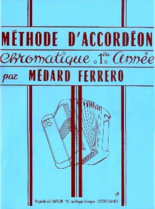 Méthode d'accordéon chromatique 1ère année - Bleu - laflutedepan.com
