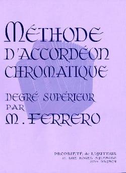 Méthode d'accordéon chromatique degré supérieur - Mauve laflutedepan
