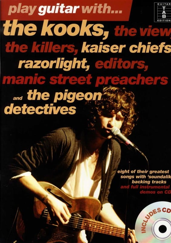 Play Guitar With... The Kooks, The View... - laflutedepan.com