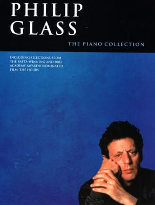 The Piano Collection GLASS Partition Musique de film - laflutedepan