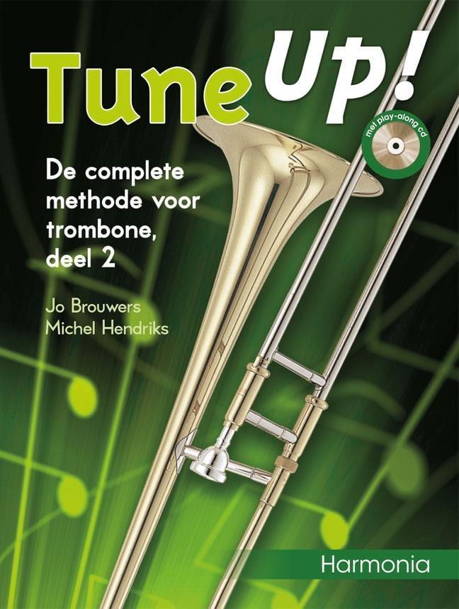Tune Up! 2 - Jo Brouwers & Michel Hendriks - laflutedepan.com