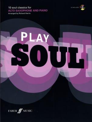 Play Soul Partition Saxophone - laflutedepan