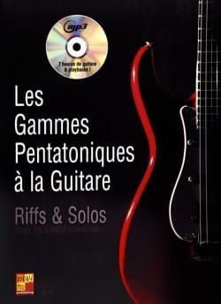 Les Gammes Pentatoniques à la guitare Eric Lemaire laflutedepan