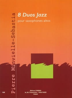 8 Duos jazz Sebastia Pierre Minvielle Partition laflutedepan