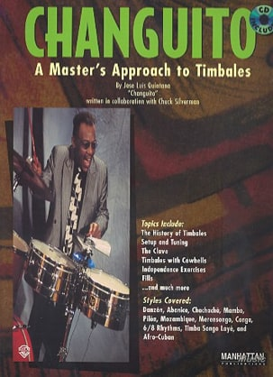 Changuito, A Master's Approach To Timbales laflutedepan