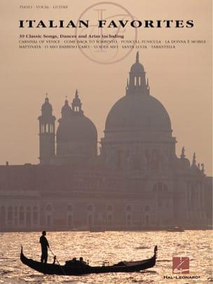 Italian Favorites 40 Classic Songs Partition laflutedepan