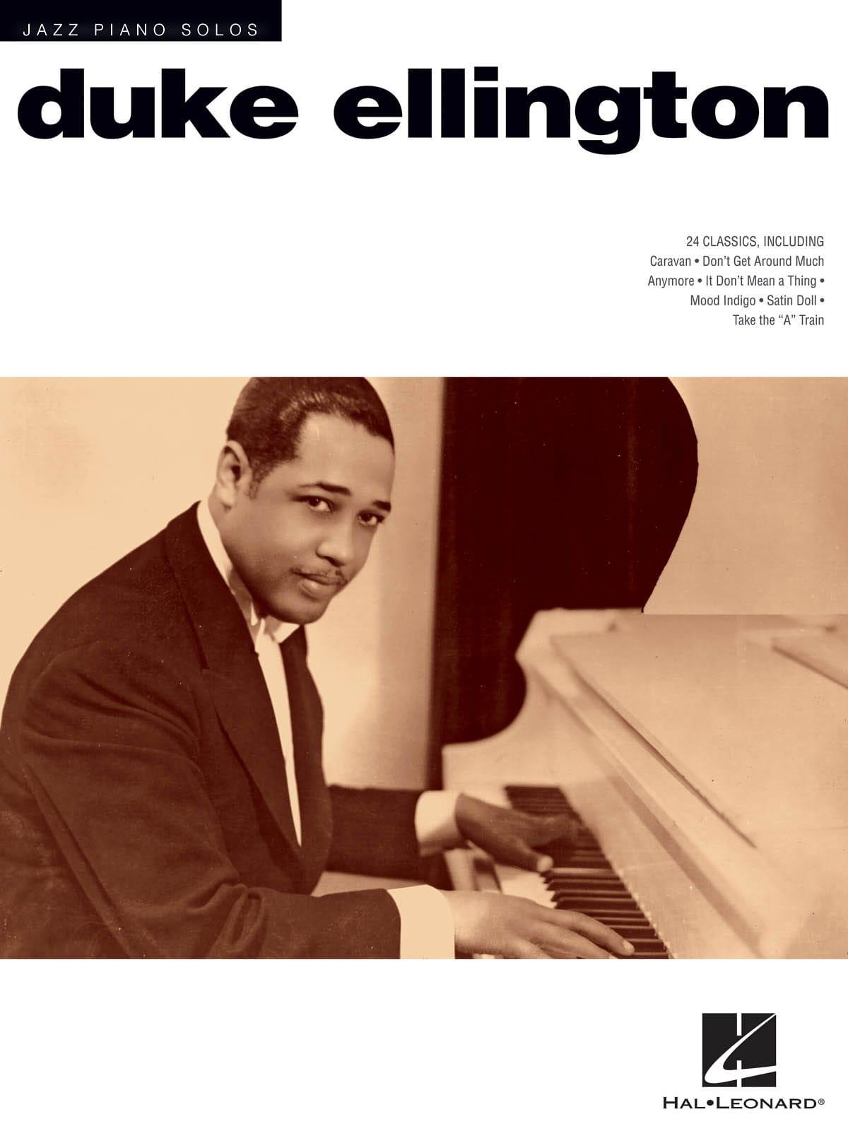 Jazz Piano Solos Volume 9 - Duke Ellington - laflutedepan.com