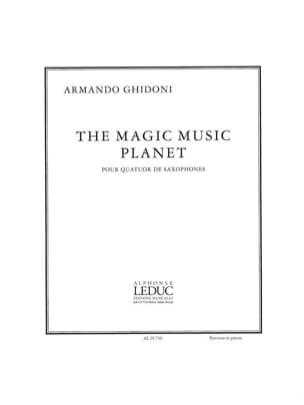 The Magic Music Planet - Armando Ghidoni - laflutedepan.com