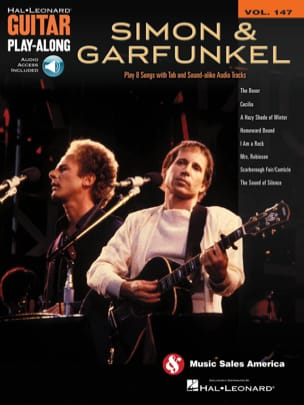Guitar Play-Along Volume 147 - Simon & Garfunkel laflutedepan