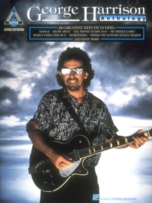 George Harrison Anthology George Harrison Partition laflutedepan