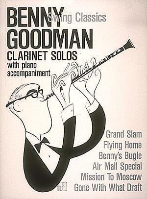 Swing Classics - Benny Goodman - Partition - laflutedepan.com