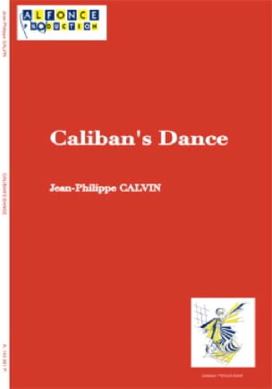 Caliban's Dance - Jean-Philippe Calvin - Partition - laflutedepan.com