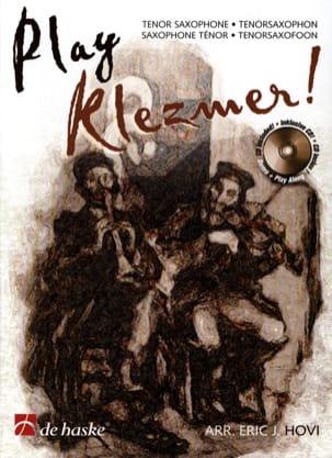 Play Klezmer Eric J. Hovi Partition Saxophone - laflutedepan