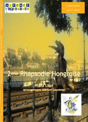 2ème Rhapsodie Hongroise - LISZT - Partition - laflutedepan.com