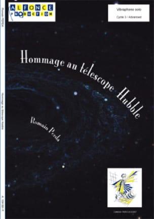 Hommage Au Télescope Hubble - Romain Perda - laflutedepan.com