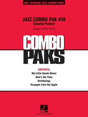 Jazz Combo Pak # 38 - Charlie Parker Charlie Parker laflutedepan