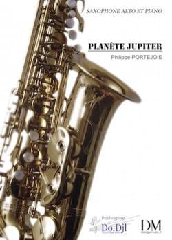 Planète Jupiter - Philippe Portejoie - Partition - laflutedepan.com