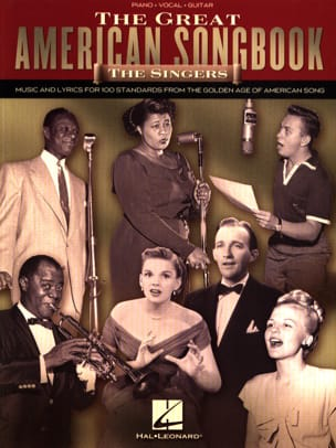 The Great American Songbook - The Singers Partition laflutedepan