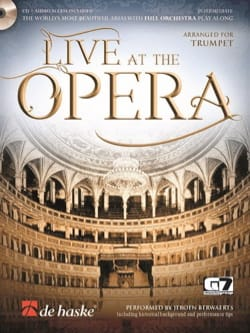 Live at the Opera Partition Trompette - laflutedepan