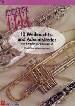 10 Weihnachts & adventslieder - music box - laflutedepan.com