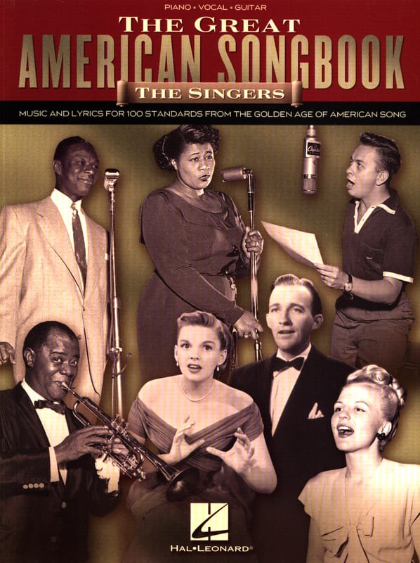 The Great American Songbook - The Singers - laflutedepan.com