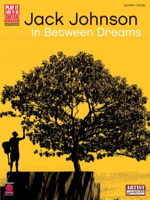 In Between Dreams - Jack Johnson - Partition - laflutedepan.com