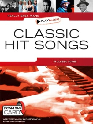 Really Easy Piano Playalong Classic Hit Songs Partition laflutedepan
