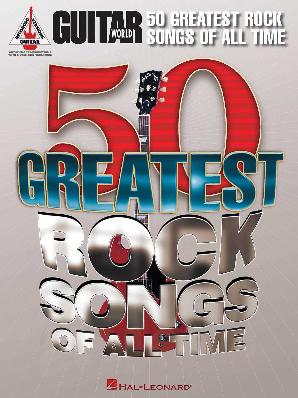 50 Greatest Rock Songs Of All Time - Partition - laflutedepan.com