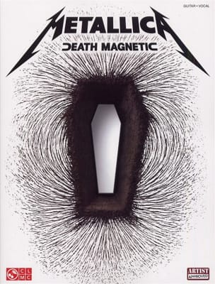 Metallica - Death Magnetic - Partition - di-arezzo.co.uk