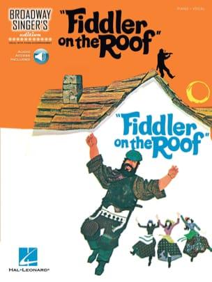 Broadway Singer's Edition - Fiddler On The Roof laflutedepan