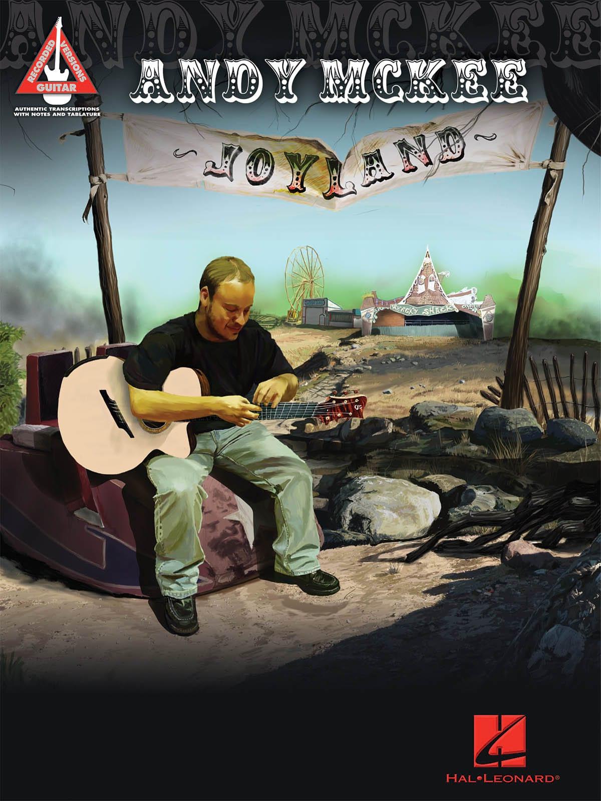 Joyland - Andy McKee - Partition - Pop / Rock - laflutedepan.com