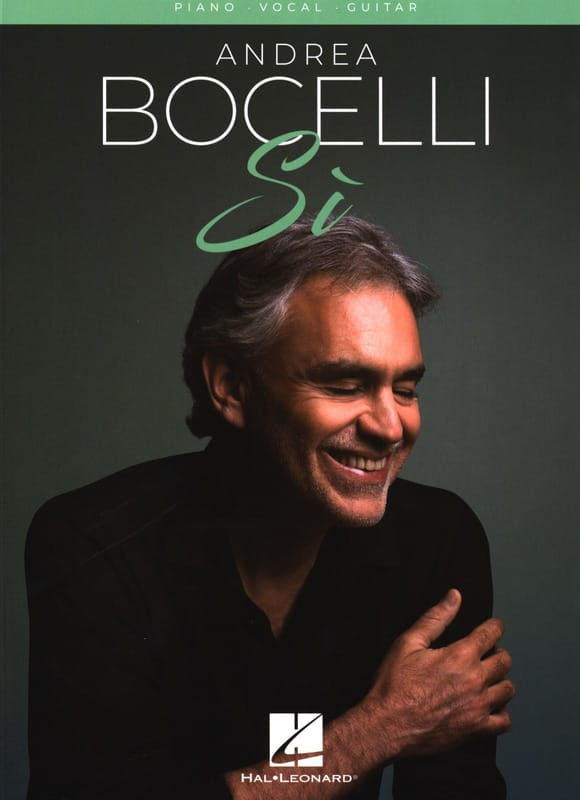 Si - Andrea Bocelli - Partition - Pop / Rock - laflutedepan.com
