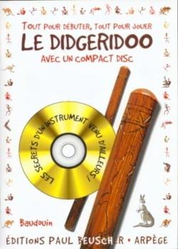 Le Didgeridoo Baudouin Partition Musique du monde - laflutedepan
