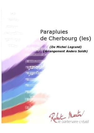 Les parapluies de Cherbourg Michel Legrand Partition laflutedepan