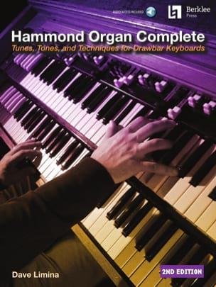 Hammond Organ Complete - 2nd edition Dave Limina laflutedepan