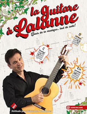 La Guitare à Lalanne - Jean-Felix Lalanne - laflutedepan.com