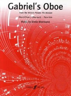 Ennio Morricone - Oboe de Gabriel - Partition - di-arezzo.es