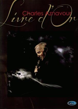 Livre d' Or Charles Aznavour Partition laflutedepan