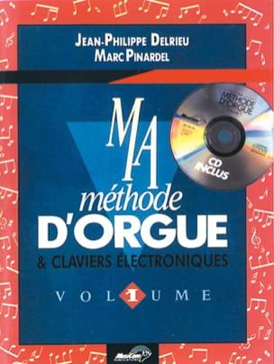 Ma Méthode d'orgue & claviers électroniques volume 1 laflutedepan