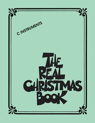 The Real Christmas Book - Noël - Partition - laflutedepan.com