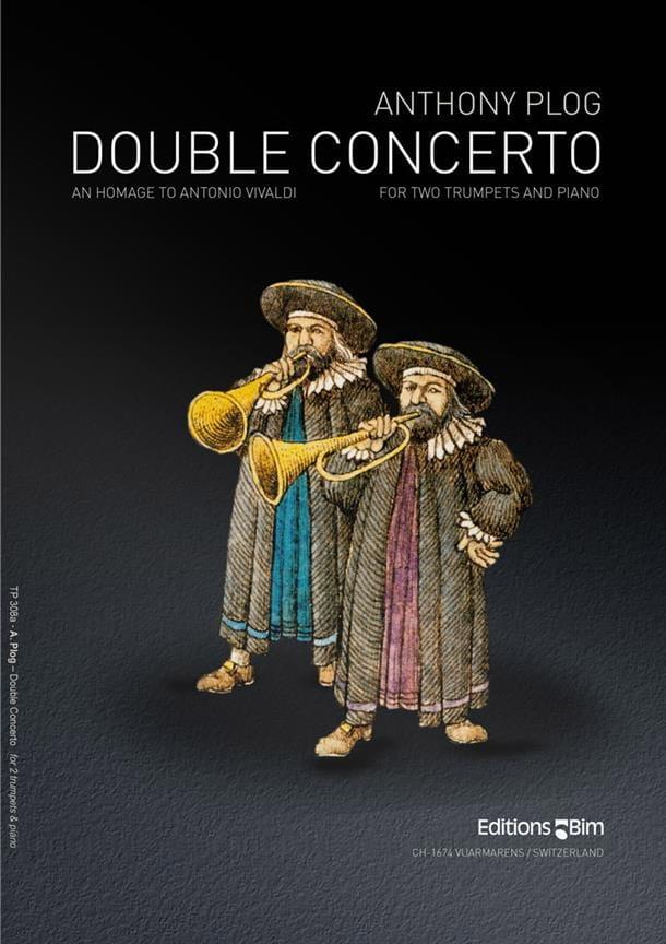 Double Concerto - Anthony Plog - Partition - laflutedepan.com
