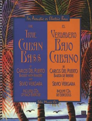 The True Cuban Bass Puerto Carlos Del Partition Guitare - laflutedepan