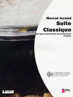 Suite Classique Marcel Jorand Partition laflutedepan