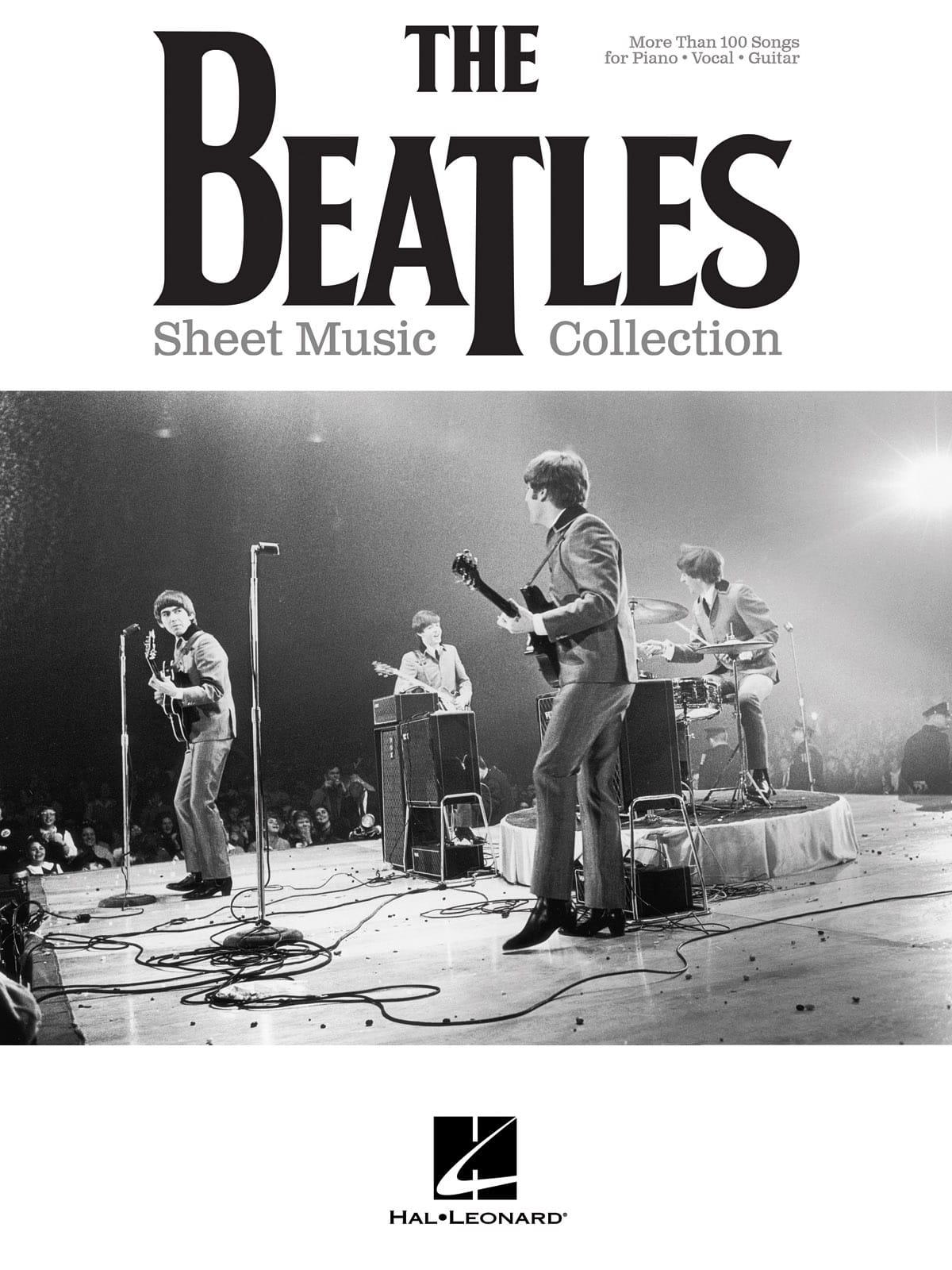 The Beatles - Sheet Music Collection - Beatles - laflutedepan.com