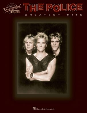 The Police Greatest Hits Scores The Police Partition laflutedepan