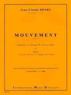 Mouvement Jean-Claude Henry Partition Tuba - laflutedepan