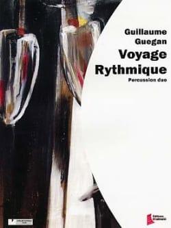 Voyage Rythmique Guillaume Guegan Partition laflutedepan