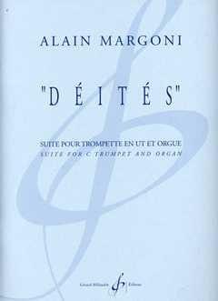 Déités Alain Margoni Partition Trompette - laflutedepan