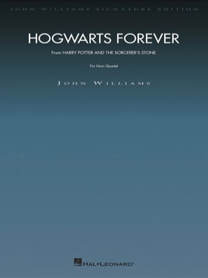 Hogwarts Forever John Williams Partition Cor - laflutedepan