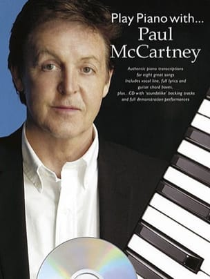 Play Piano With... Paul Mccartney Paul Mccartney laflutedepan